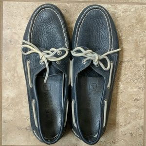 Sperry Top-Sider Navy Original Boat Shoe